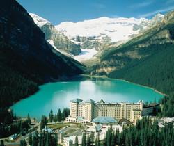 Fairmont Lake-Louise, Alberta