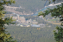 Fairmont Hotel - Banff, Alberta