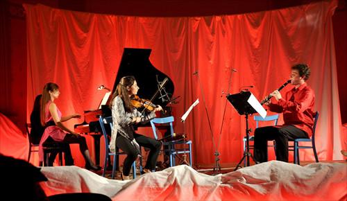 Louise Chisson Bartok Contrasts Vienna