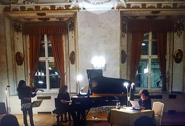 Bank Austria Salon Stemberger Chisson Atschba Schumann/Brahms: Musik&Korrespondenz
