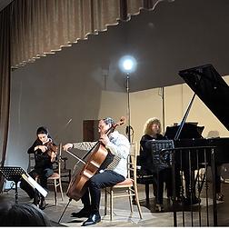 Louise Chisson Tamara Atschba Gary Hoffman Esperus Music Academy Festival Concert