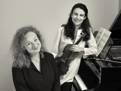 Duo Chisson Atschba  CD recordings