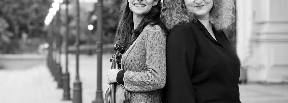Louise Chisson Tamara Atschba Gramola