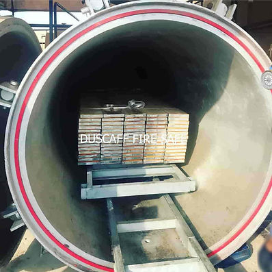 Duscaff, Fire Retardant Scaffold Boards,