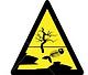 Duscaff, Fire Retardant Scaffold Boards, Duscaff, Scaffolding, Scaffold Tubes, Couplers, Scaffolding, Steel Planks, Cuplock, Ringlock, Kwikstage, BS476, BS2482, ASTM, OSHA, LVL Scaffold, ENVIRONMENTAL HAZARD SIGN.png