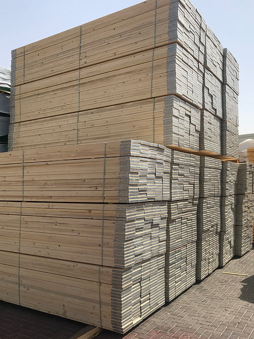 8ft Fire Retardant Scaffold Board