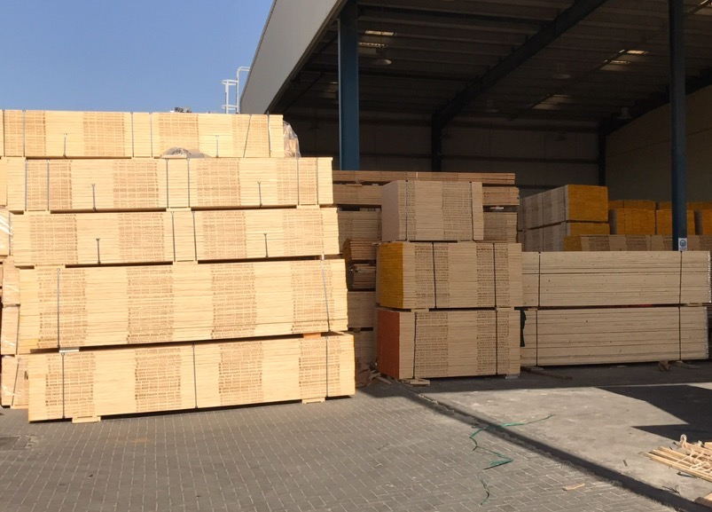 Scaffold Boards DUBAI | Duscaff