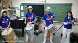 小川中楽器贈呈06