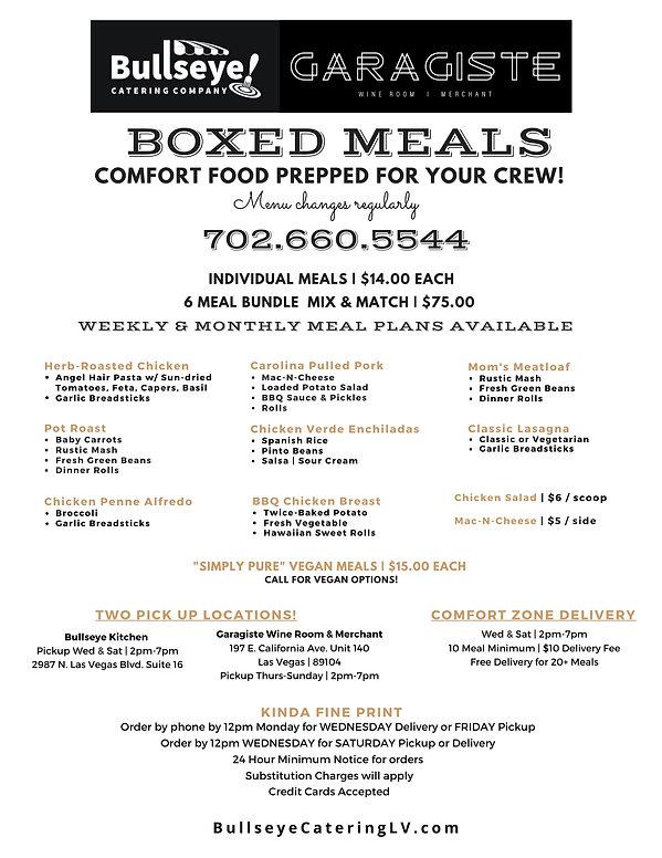 GARAGISTE @ Bullseye Box Meals.jpg