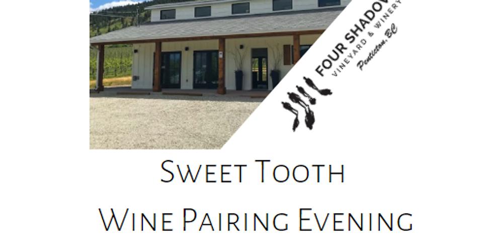 Sweet Tooth Wine Pairing