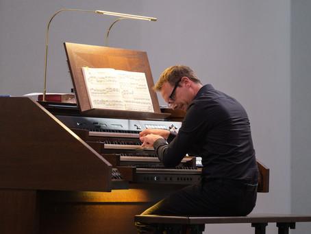 08.06.2021 Orgelstudio - Andy von Oppenkowski