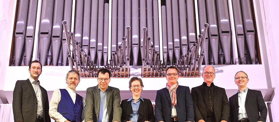 Orgelfestival Team 2019, © PR-Fotografie Köhring