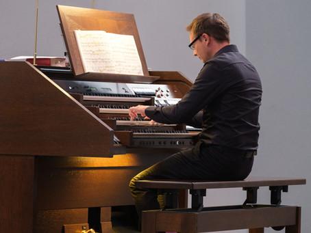 18.07.2021 Orgelstfestival.Ruhr - Andy von Oppenkowski - Konzert II