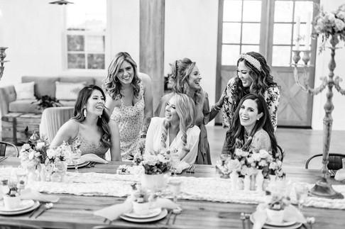 lynns ranch girls black and white.jpg