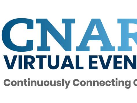 CNAR 2021 Virtual Event: LAST WEEK TO REGISTER!