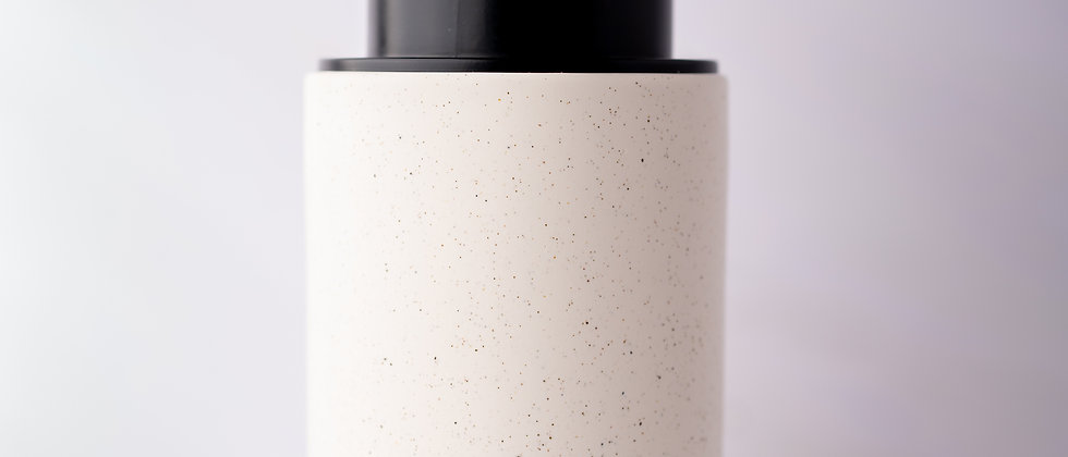 Relax and Recharge Hand Wash in White Ceramic Jar