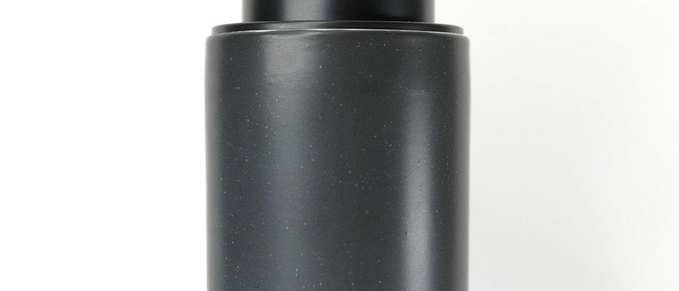 Soothing Spice Hand Wash in Black Ceramic Jar