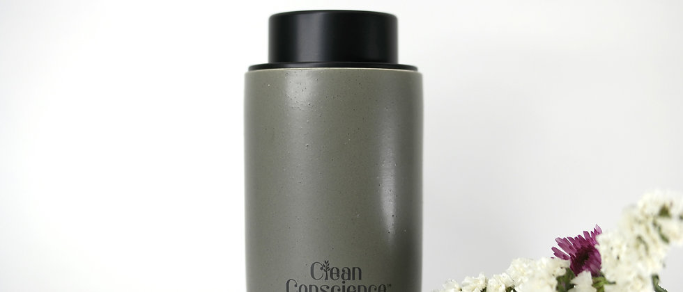 Calm and Clarity Hand Wash in Grey Ceramic Jar