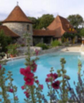 Gite avec piscine - Lot - 46