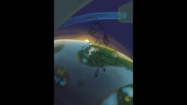 TBR Space Doggo Timelapse