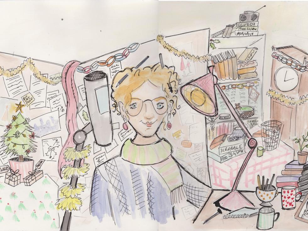 Freida's writery, rough design sketch.jp