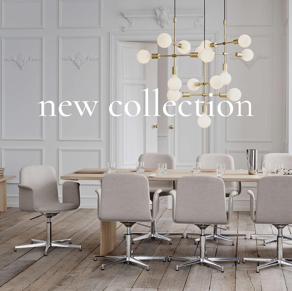 bolia España nueva colección muebles diseño de interiores