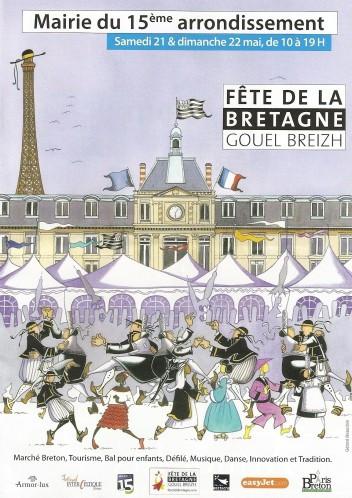 Invité à participer à la prochaine édition de la Fête de la Bretagne nous serons présent