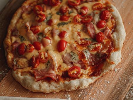YEAST-FREE PIZZA BASE