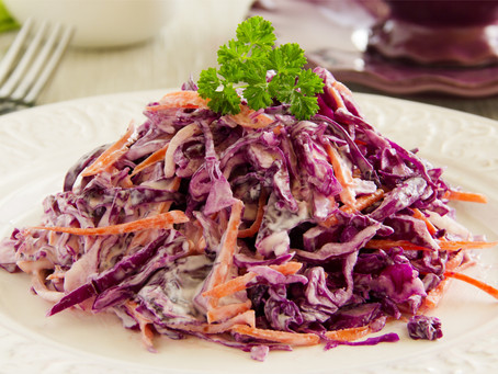BRING BACK THE HUMBLE COLESLAW!