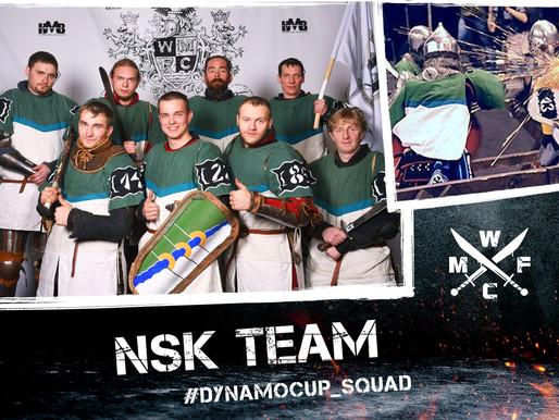 DYNAMO CUP 2018 TEAM: «NSK TEAM»