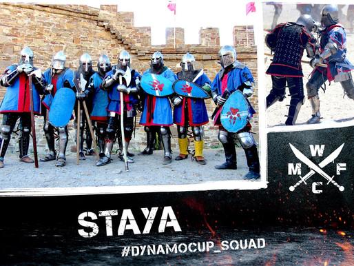 DYNAMO CUP 2018 TEAM: «STAYA»