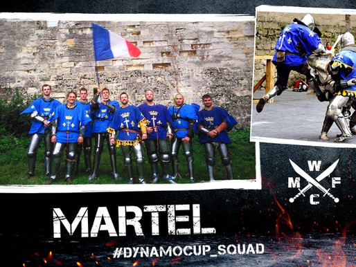 DYNAMO CUP 2018 TEAM: «MARTEL»