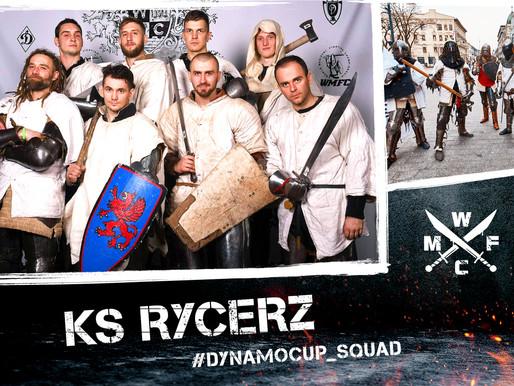 DYNAMO CUP 2018 TEAM: «KS RYCERZ»