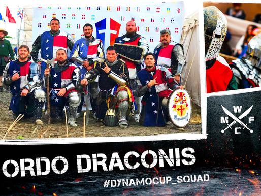 DYNAMO CUP 2018 TEAM: «ORDO DRACONIS»