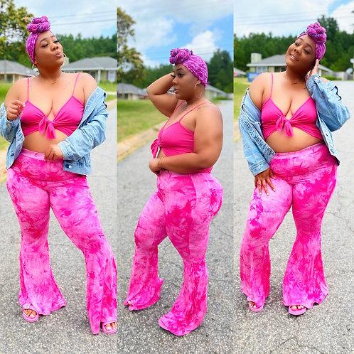 Gypsy Flares (pink)