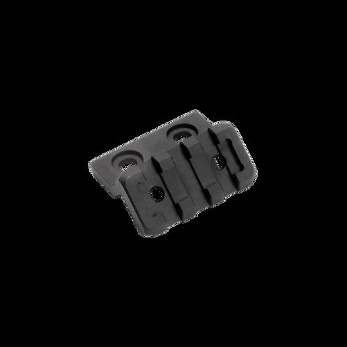 M-LOK® Offset Light/Optic Mount, Aluminum