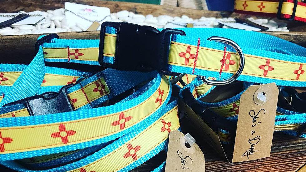 Zia Dog Collars-Large