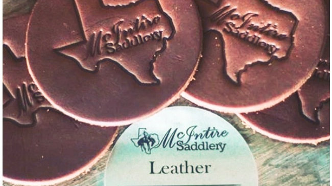 McIntire Saddlery Car Coasters