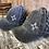 Thumbnail: Basket weave Criss Cross Ponytail Caps