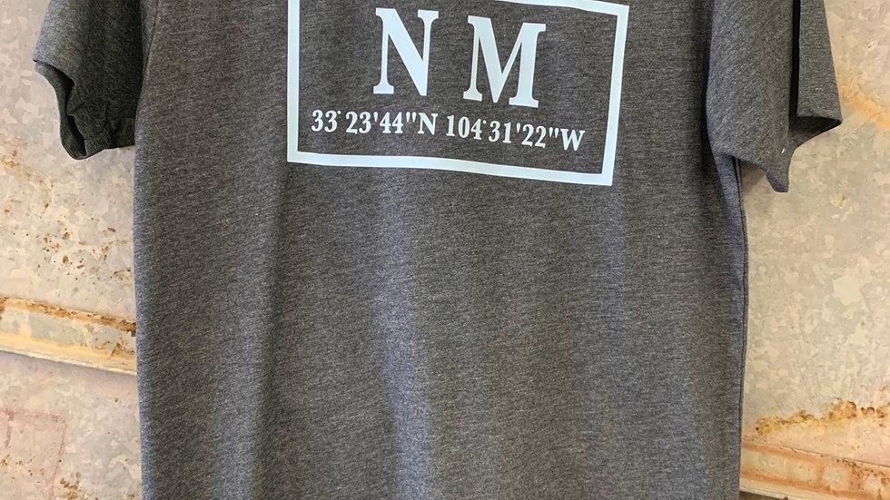 NM Latitude and Logitude