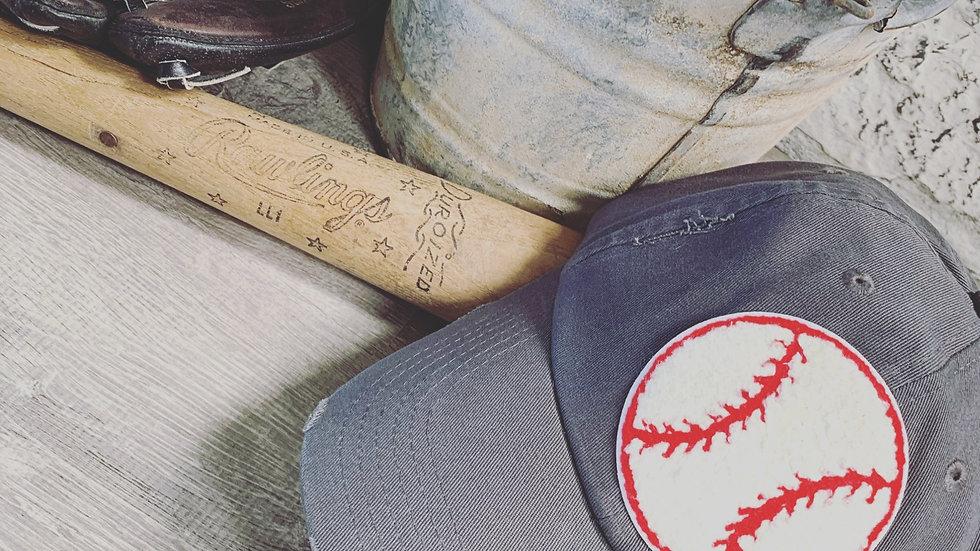 Baseball Patch Cap ⚾️
