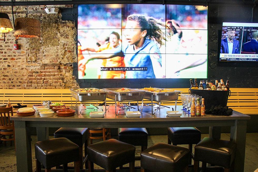 Sports Bar Charleston