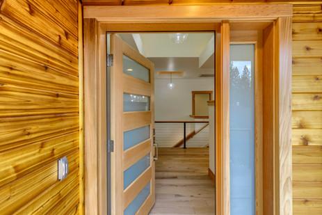 Front Door View