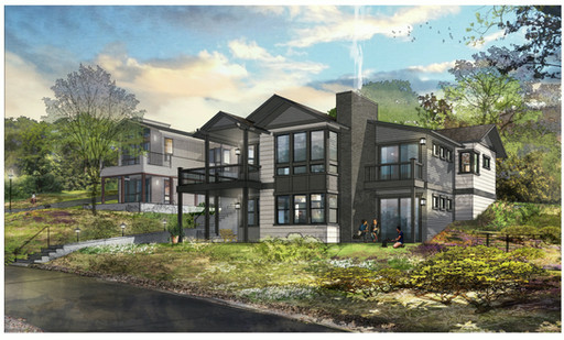 Lot #9 Approved House Rendering