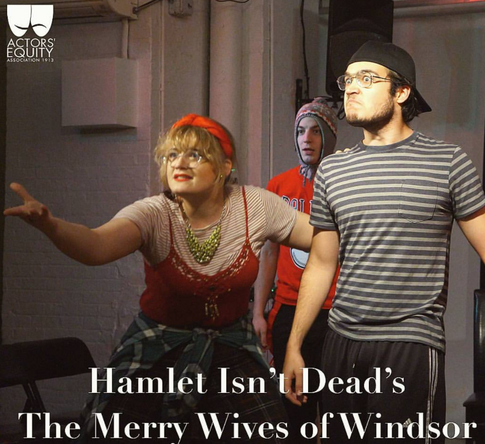 The Merry Wives of Windsor - Hamlet Isn't Dead