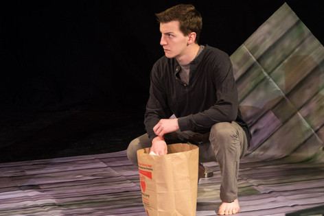 In the Woods We Return at NYC Fringe Festival