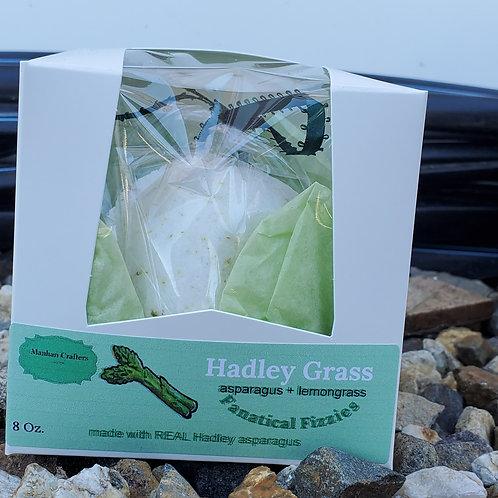 Hadley Grass Fanatical Fizzie bath bomb
