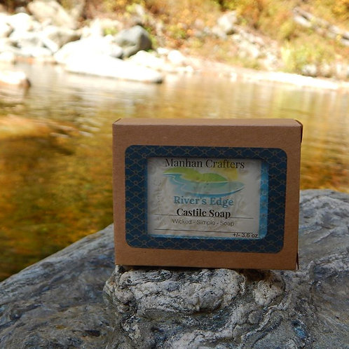 River's Edge Wicked Simple Soap