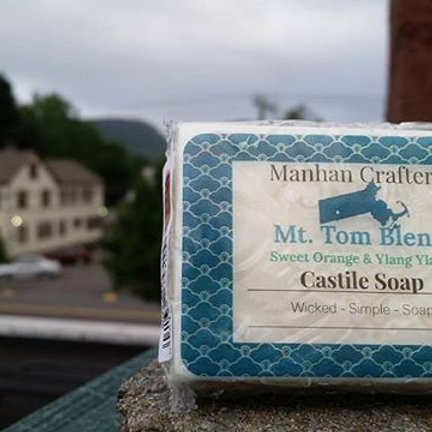 Mt. Tom Blend Soap