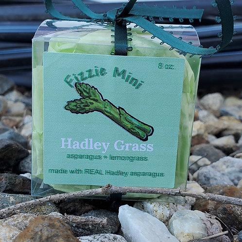 Hadley Grass fizzie mini bath bomb